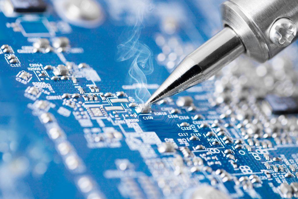 iPhone MacBook motherboard repair